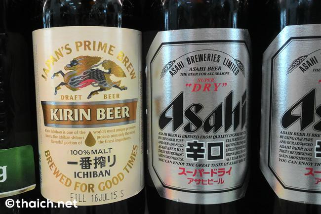 タイで日本のビールは飲めますか?