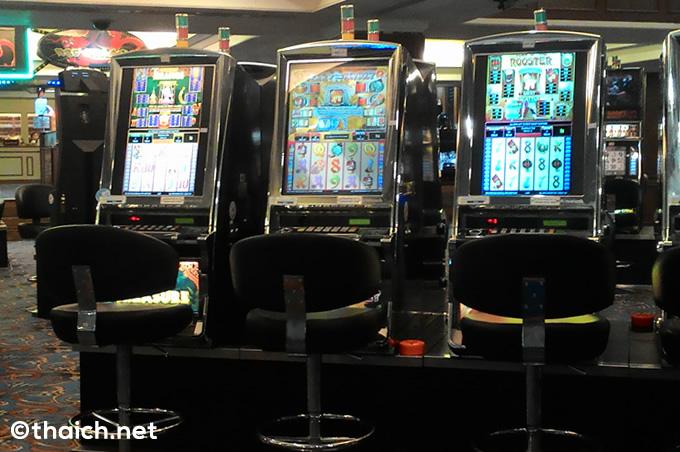 カジノはバンコクやタイの他の地域にもありますか?