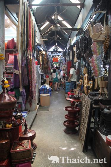 チャトチャック・ウィークエンド・マーケット (Jatujak weekend market)