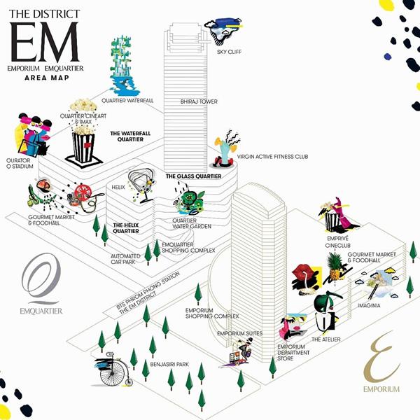 エム・ディストリクト(The EM District)