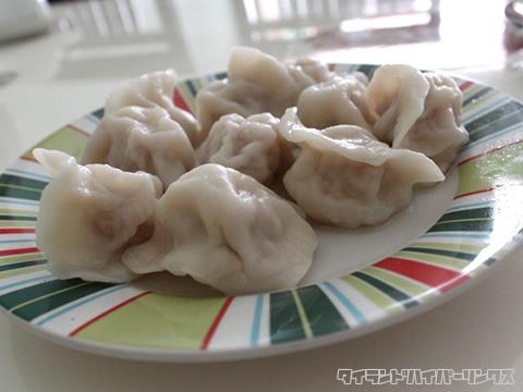 餃子の美味しい遼寧餃子館。