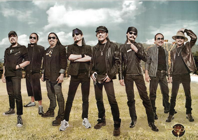 タイの国民的バンド・カラバオが東南アジアフェスティバル「ポッカサッポロ マクサジア東京」で無料ライブ開催