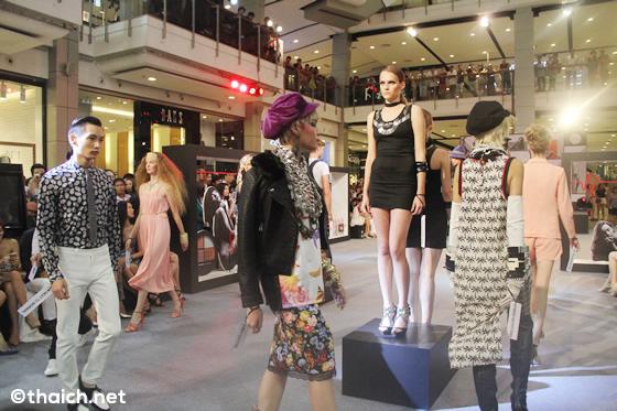 BKK Trend Spotted 2014 @CentralWorld