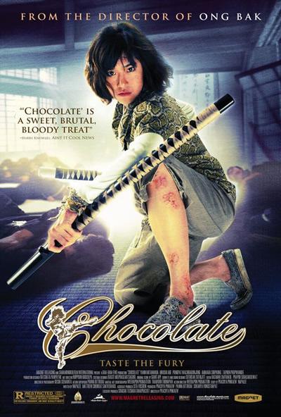 タイ映画『チョコレート・ファイター』が第35回ぎふアジア映画祭で上映