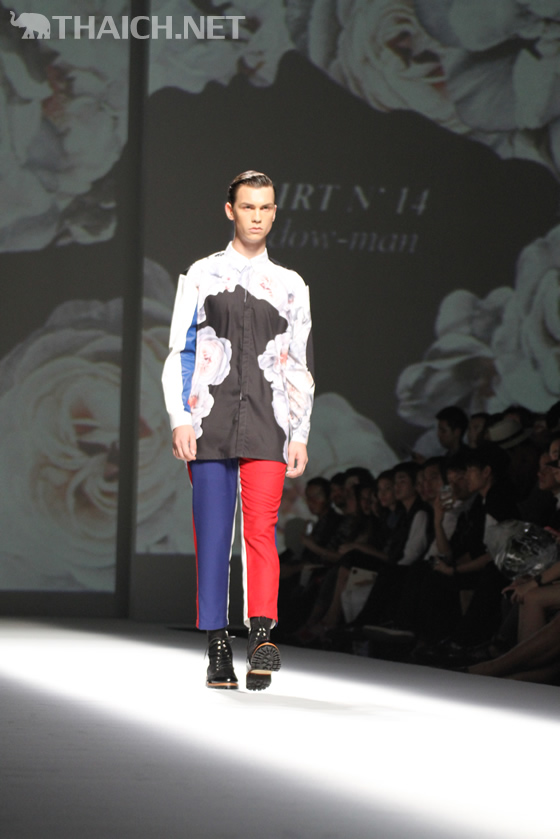PAINKILLER ファッションショー [ELLE Fashion Week 2013 Autumn/Winter at CentralWorld]