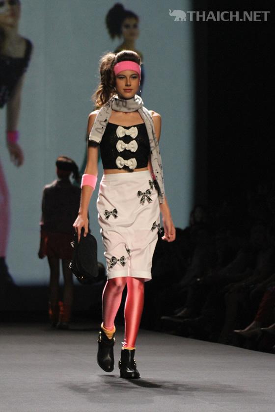 PLAYHOUND ファッションショー [ELLE Fashion Week 2013 Autumn/Winter at CentralWorld]