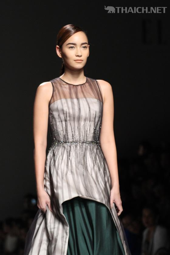 VATIT ITTHI ファッションショー [ELLE Fashion Week 2013 Autumn/Winter at CentralWorld]