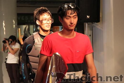 Siam Center ENERGETIC FASHION SHOW 2011