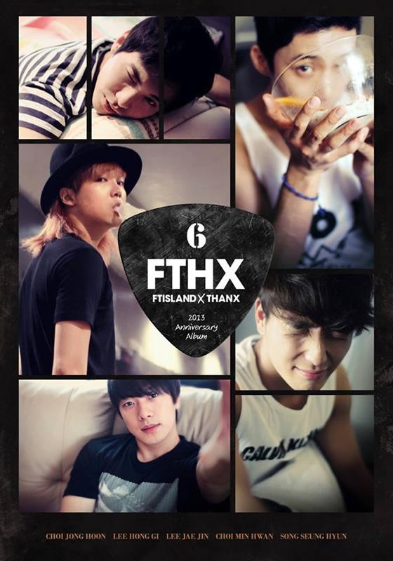 FTISLANDのバンコク公演『2014 FTISLAND 6th ANNIVERSARY CONCERT [FTHX] LIVE IN BANGKOK』が2014年3月29日開催