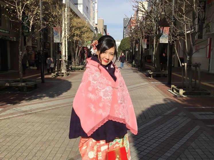 仙台市がタイの人気女優フォーカス・ジラクンを招聘