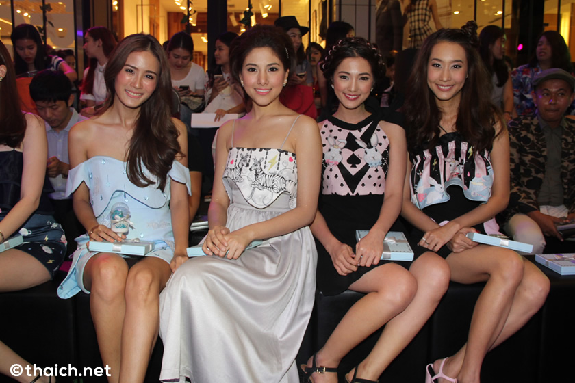 KAYASIS春夏コレクション・ファッションショーに美女勢揃い