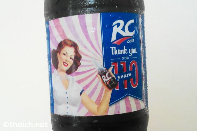 RCコーラがタイでも売られていた!