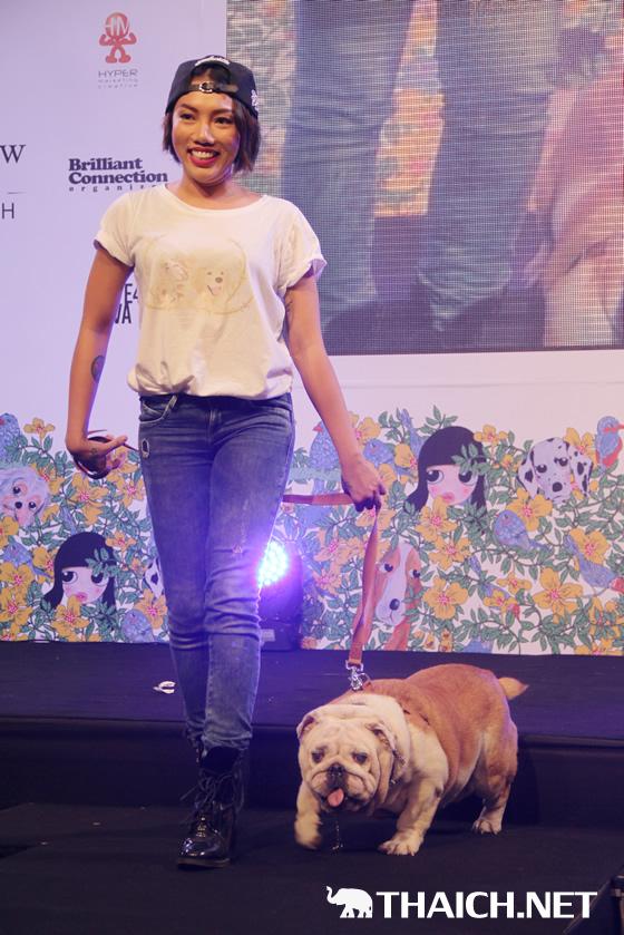 ダー・エンドルフィン、ヌーイ(ネコジャンプ)&ピグレット(シュガーアイズ)らが恵まれない犬のためのチャリティイベントに愛犬と登場