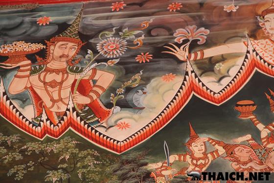 タイの壁画にドラえもんが描かれた寺と、屋根がビール瓶で出来たお寺【TVウォッチング】