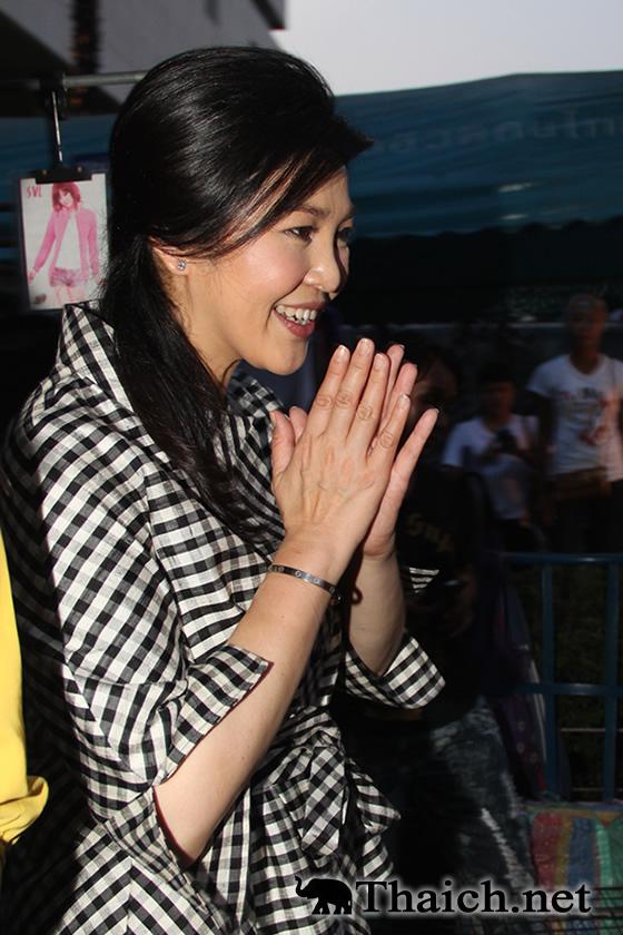 タイ政府、英国に対し逃亡中のインラック前首相の引き渡し要求