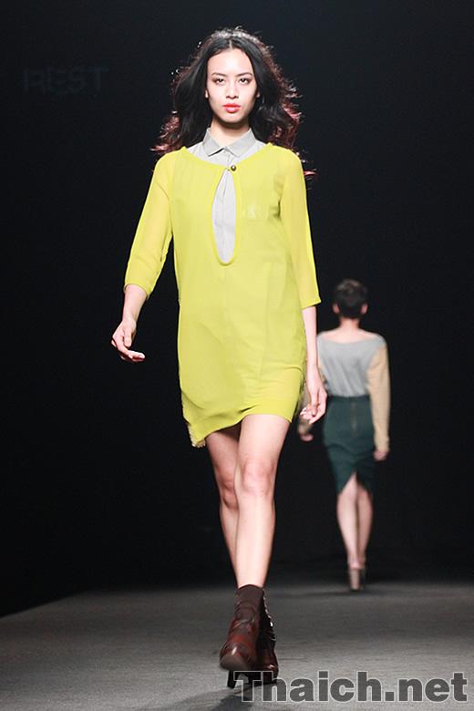AB normal-Bangkok International Fashion Week 2011 s/s
