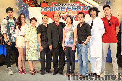 サイアムパラゴン・アニメフェスタ2010(SIAM PARAGON ANIME FESTA 2010)