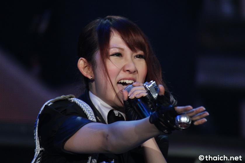 仮面ライダーGIRLS in バンコク[ANIME IDOL ASIA 2014]