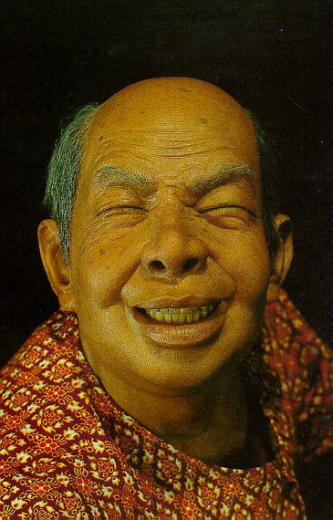タイには7種類のハゲ頭があった【TVウォッチング】