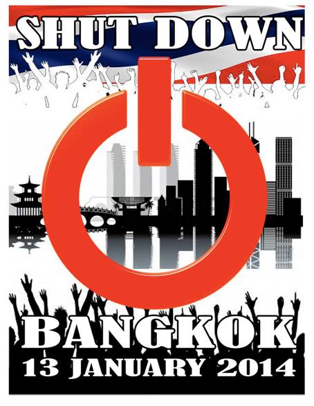 バンコク・シャットダウン(Bangkok Shutdown)