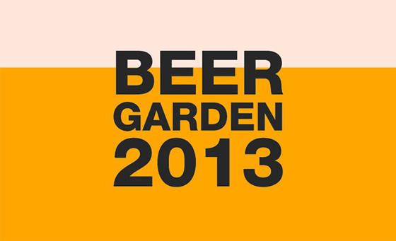 セントラルワールド前のビアガーデンが2013年11月24日から12月31日までオープン