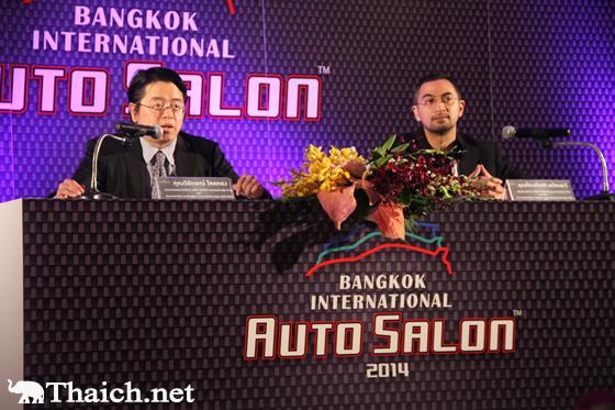 チューニングカーの祭典「バンコク・インターナショナル・オートサロン」が2014年も開催決定