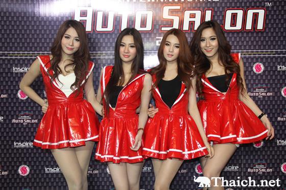 バンコク国際オートサロン2014が開催延期