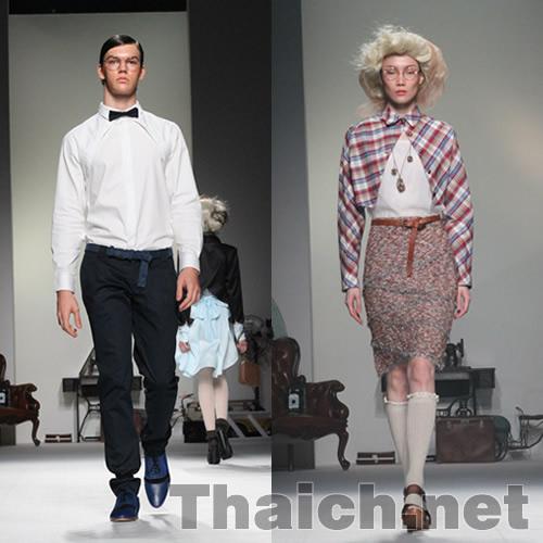 Dusk till Dawn-Siam Paragon Bangkok International Fashion Week 2010
