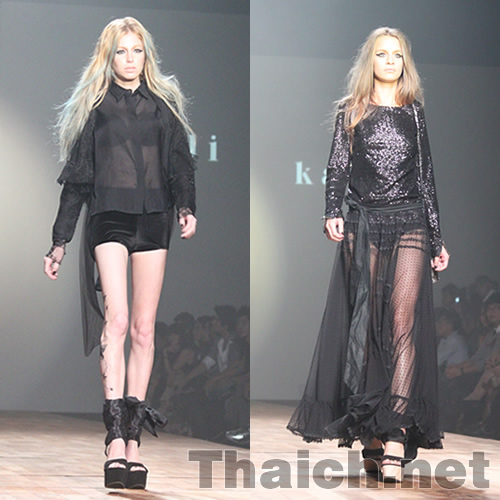 k and i-Siam Paragon Bangkok International Fashion Week 2010