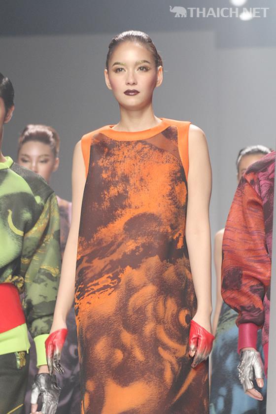 ナデート、ヤーヤー、パンケーキ、マイらが出演 NAGARAファッションショー[BIWF2013]