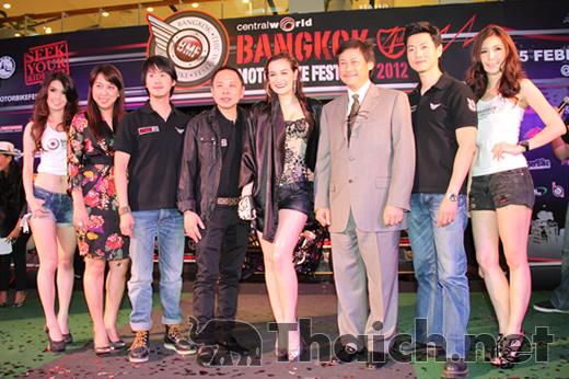 Bangkok Motorbike Festival 2012