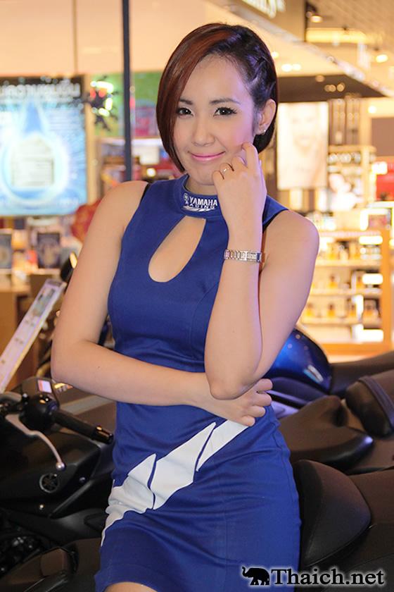 タイのイベントコンパニオンたち-バンコク・モーターバイク・フェスティバル 2013