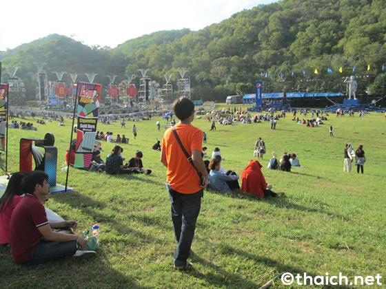 タイ最大の屋外フェス「Big Mountain Music Festival」に行ってみた