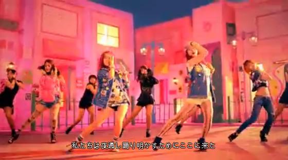 キャンディマフィアの日本語歌詞付き公式ミュージックビデオが公開