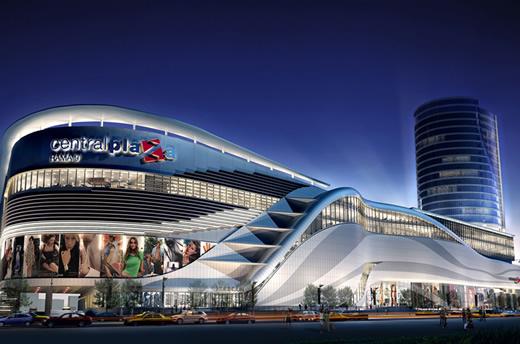 セントラルプラザ・グランド・ラマ9店が2011年11月24日新規オープン