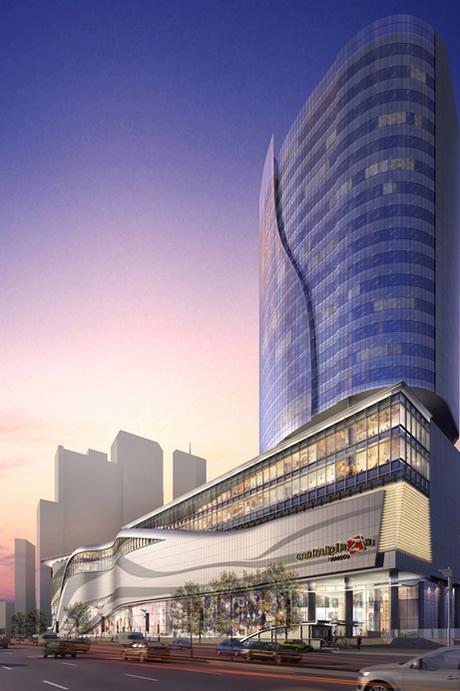 CentralPlaza Grand Rama 9