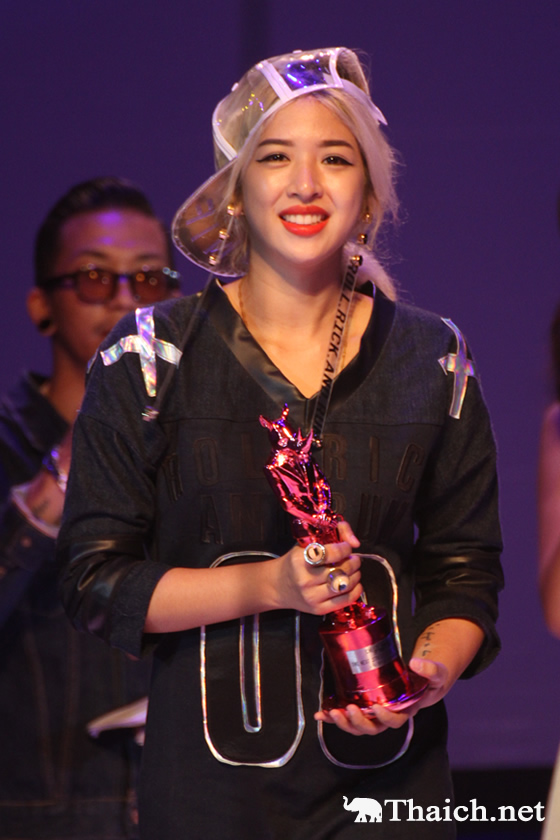 ルラーがCHEESE AWARDS 3でベスト女性シンガーの栄冠