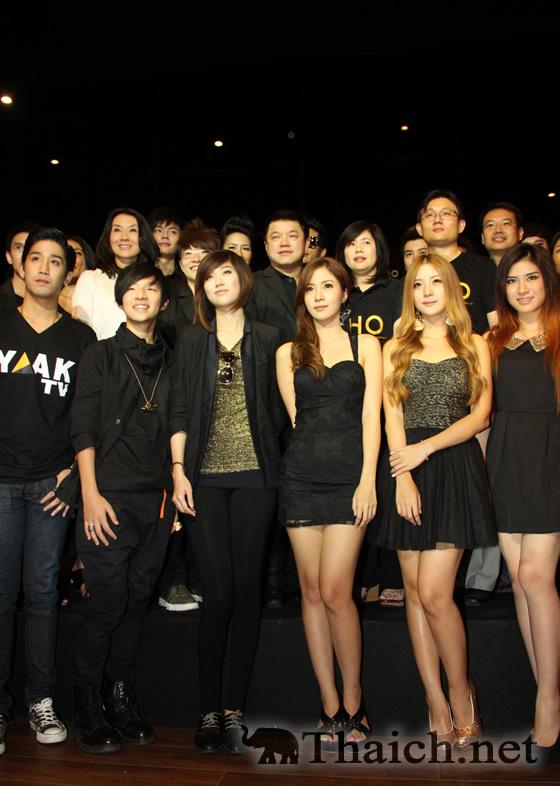 RS傘下のYAAKTVが新レーベル「CHO Music and Entertainment」を設立