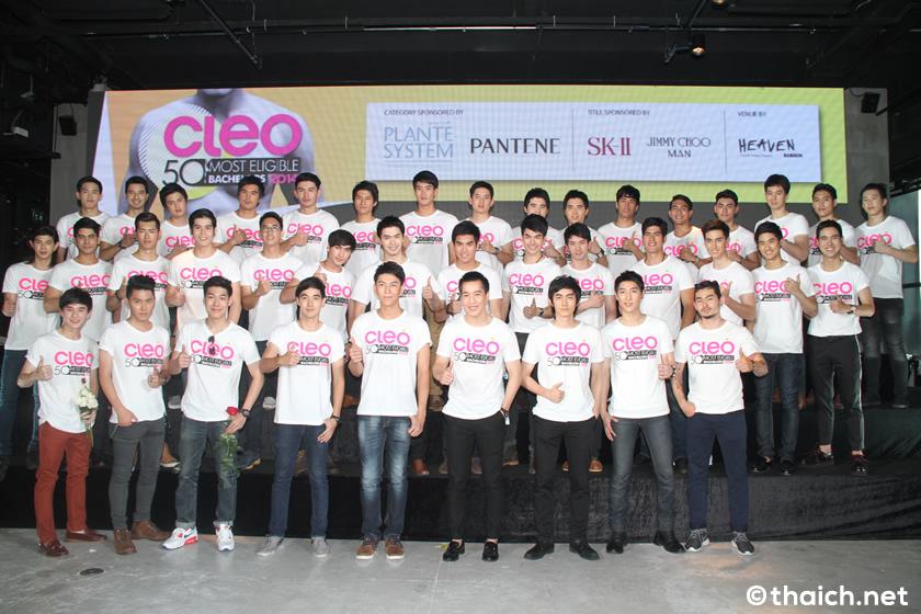イケメン男子を探せ!「CLEO 50 Most Eligible Bachelors 2014」
