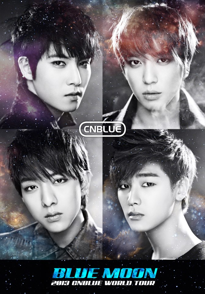 2013 CNBLUE BLUE MOON WORLD TOUR Live in Bangkok