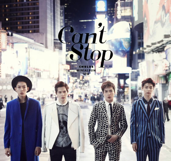 CNBLUEのタイ・バンコク公演『2014CNBLUE LIVE - Can't Stop in THAILAND』がインパクトアリーナで2014年5月4日開催