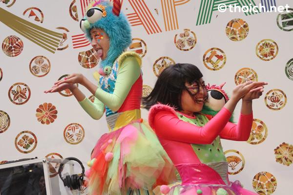 TEMPURA KIDZ、CYBERJAPAN DANCERS、YU-A、LINQら出演!「コネクトジャパン2015」がバンコク・セントラルワールドで開催