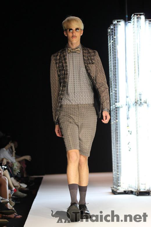 4X4 MAN-ELLE Fashion Week 2011 Autumn/Winter at CentralWorld