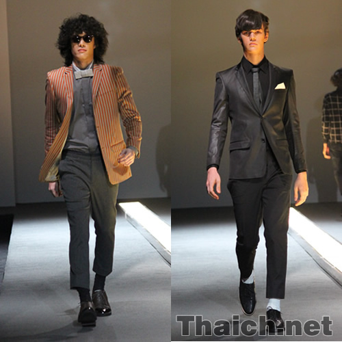 4X4 MAN-ELLE Fashion Week 2010