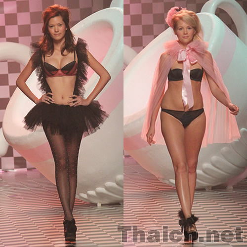 Boudoir-ELLE Fashion Week 2010
