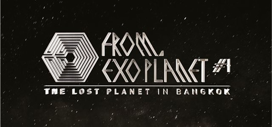 EXOのタイ・バンコク公演『EXO FROM. EXOPLANET#1 THE LOST PLANET in BANGKOK』がインパクトアリーナで2014年9月13・14日開催