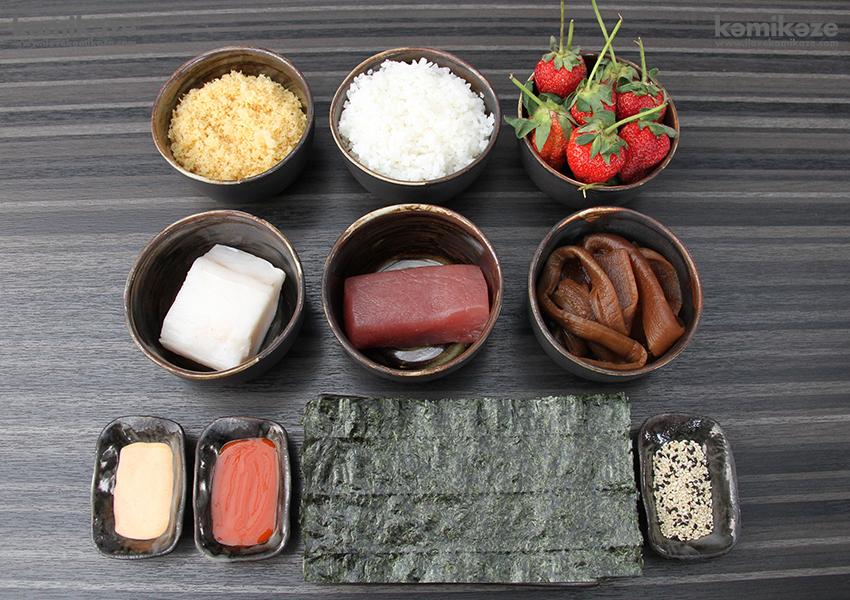 タイのビックリ日本料理大集合!