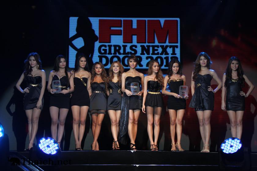 FHM Girls Next Door2013 by Durex