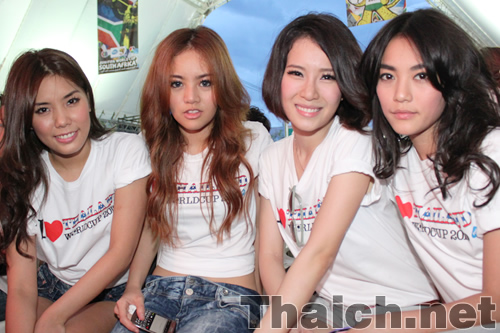 """Girly Berry(ガーリーベリー)  Grand Opening""""FIFA World Cup On Ground 2010"""""""