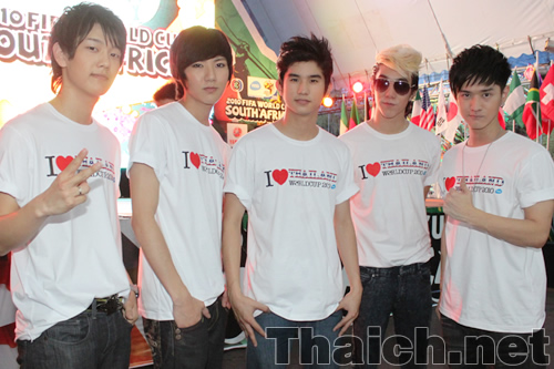 "K-OTIC  Grand Opening""FIFA World Cup On Ground 2010"""